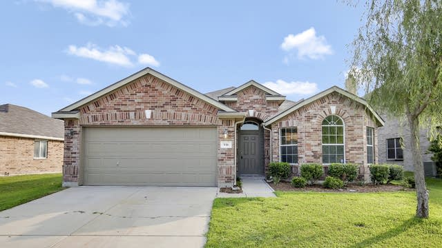 Photo 1 of 25 - 916 Johnson City Ave, Forney, TX 75126