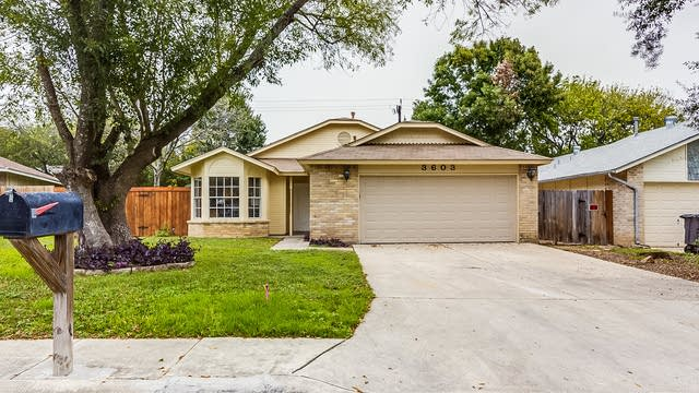 Photo 1 of 18 - 3603 Ridge Cluster St, San Antonio, TX 78247