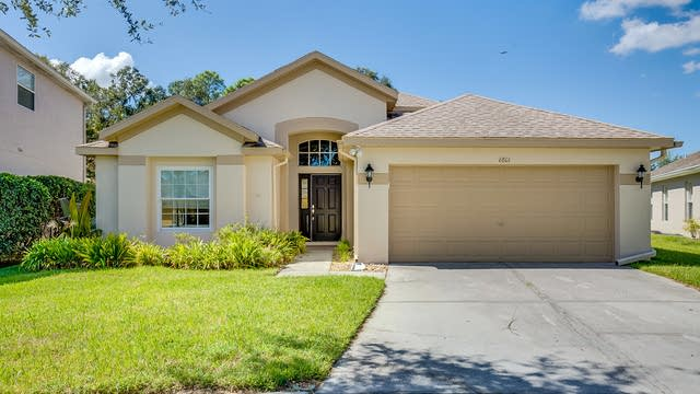 Photo 1 of 12 - 6801 Bluff Meadow Ct, Wesley Chapel, FL 33545