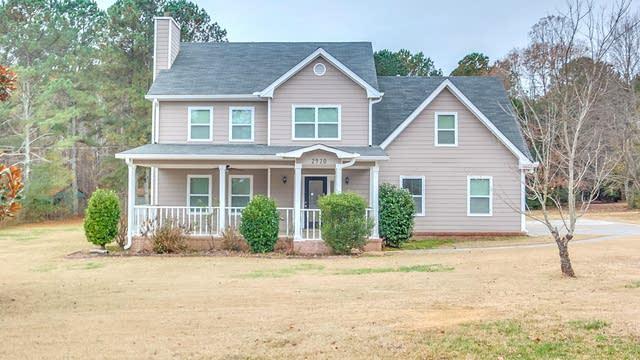 Photo 1 of 21 - 2920 Atkinson Rd, Loganville, GA 30052