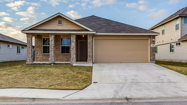 Photo 1 of 16 - 745 Great Oaks Dr, New Braunfels, TX 78130