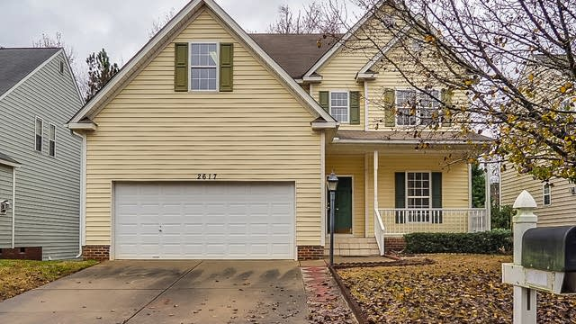 Photo 1 of 24 - 2617 Trailwood Hills Dr, Raleigh, NC 27603