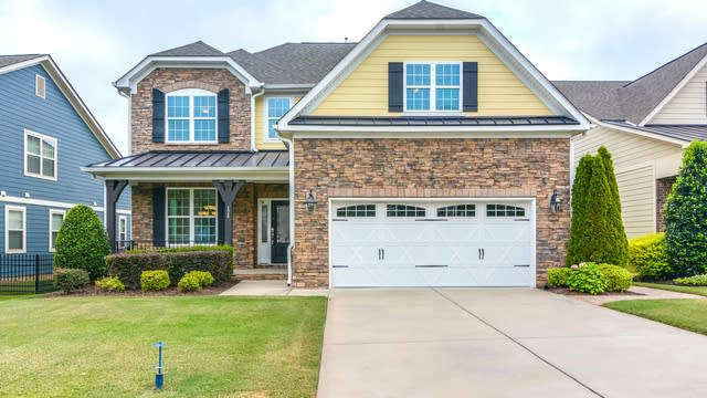 Photo 1 of 26 - 124 Silver Bluff St, Holly Springs, NC 27540