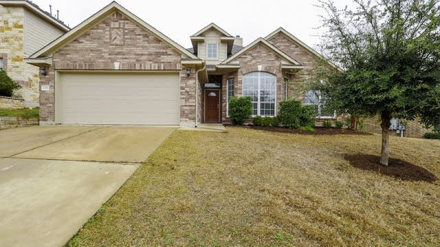 Photo 1 of 31 - 1329 Red Stag Pl, Round Rock, TX 78665