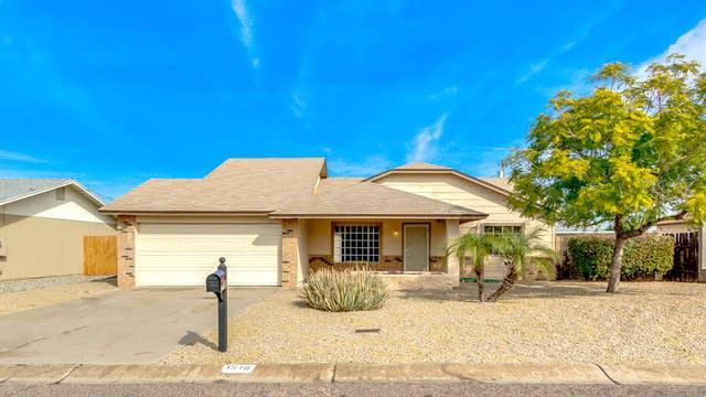 Photo 1 of 20 - 1510 W Wickieup Ln, Phoenix, AZ 85027