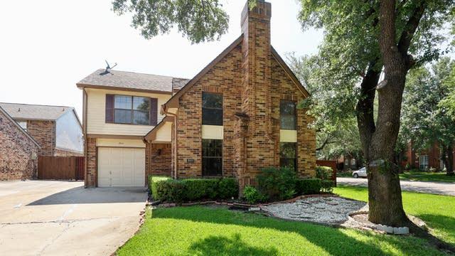 Photo 1 of 25 - 800 Middlefork, Irving, TX 75063