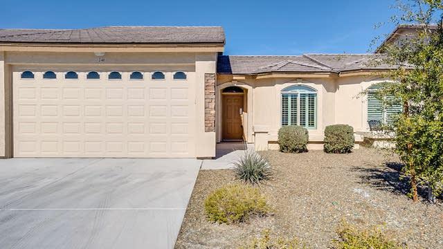 Photo 1 of 12 - 10960 E Monte Ave #241, Mesa, AZ 85209