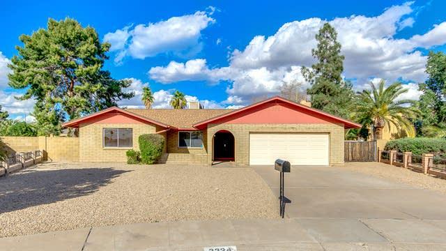 Photo 1 of 32 - 3224 W Malapai Dr, Phoenix, AZ 85051