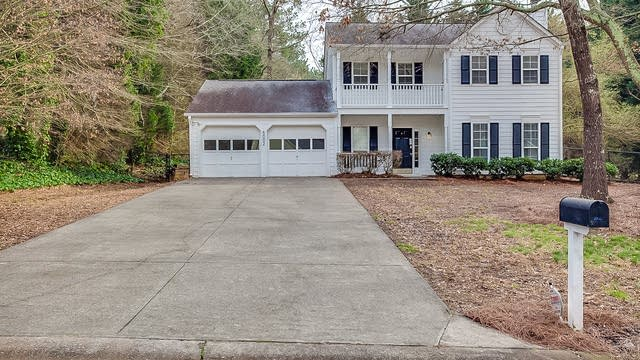 Photo 1 of 15 - 5002 River Rock Way, Woodstock, GA 30188