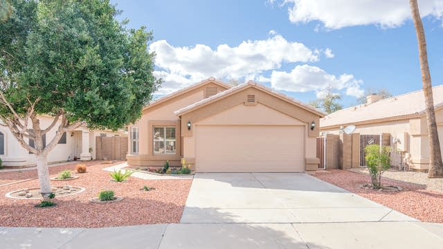Photo 1 of 18 - 10024 N 94th Ln, Peoria, AZ 85345