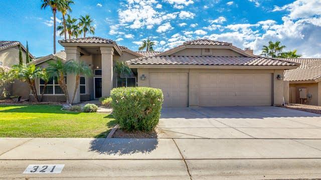 Photo 1 of 34 - 321 E Mountain Sky Ave, Phoenix, AZ 85048
