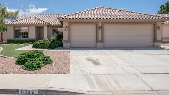 Photo 1 of 29 - 6157 W Villa Theresa Dr, Glendale, AZ 85308