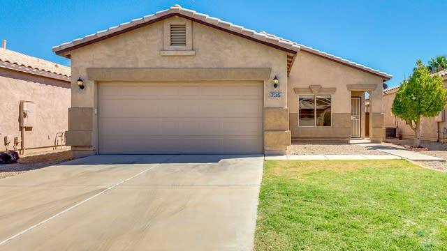 Photo 1 of 27 - 735 E Drifter Pl, San Tan Valley, AZ 85143