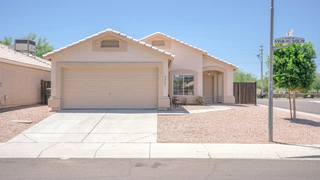 Photo 1 of 20 - 3531 W Via Del Sol Dr, Glendale, AZ 85310