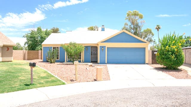 Photo 1 of 19 - 4721 N 105th Dr, Phoenix, AZ 85037