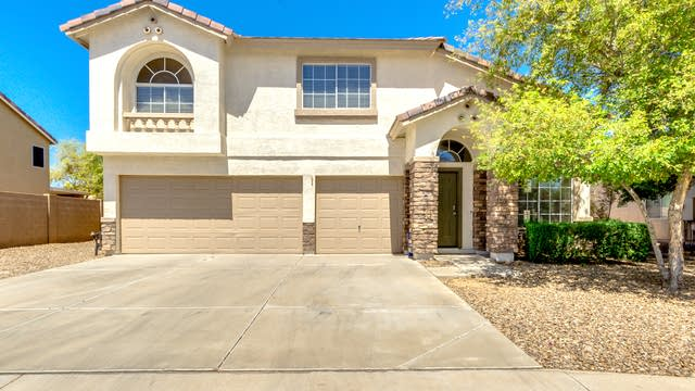 Photo 1 of 37 - 870 E Stirrup Ln, San Tan Valley, AZ 85143