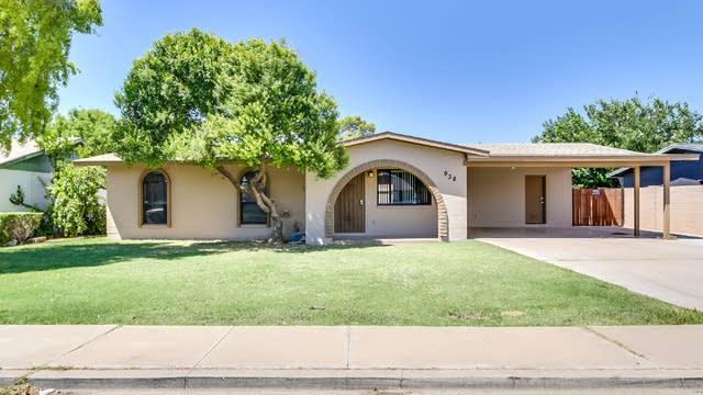 Photo 1 of 20 - 938 S Olive, Mesa, AZ 85204