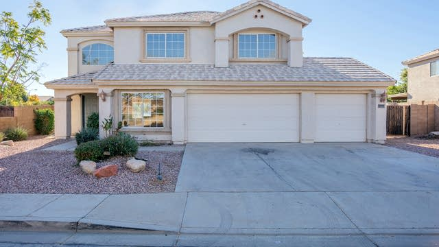 Photo 1 of 21 - 12505 W Canterbury Dr, El Mirage, AZ 85335