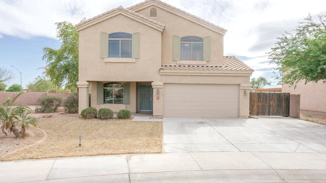 Photo 1 of 33 - 2486 S 160th Dr, Goodyear, AZ 85338