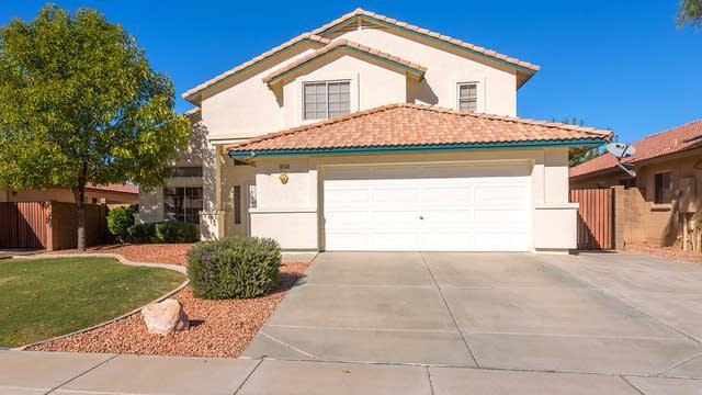 Photo 1 of 23 - 8760 W Melinda Ln, Peoria, AZ 85382
