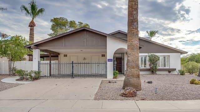 Photo 1 of 20 - 13409 N 24th Ave, Phoenix, AZ 85029