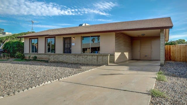 Photo 1 of 20 - 7521 W Flower St, Phoenix, AZ 85033