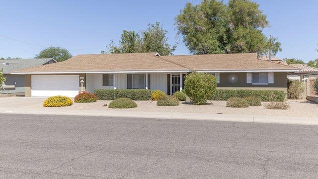 Photo 1 of 25 - 5814 W Frier Dr, Glendale, AZ 85301
