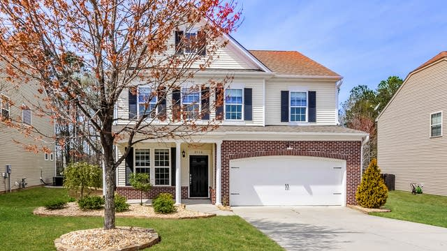 Photo 1 of 25 - 2110 Old Rosebud Dr, Knightdale, NC 27545