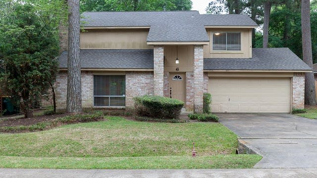 Photo 1 of 16 - 6 N Waxberry Rd, Spring, TX 77381