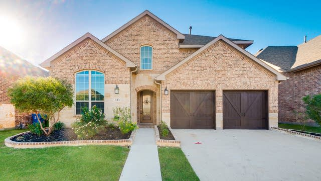 Photo 1 of 25 - 113 Lilypad Bnd, Argyle, TX 76226