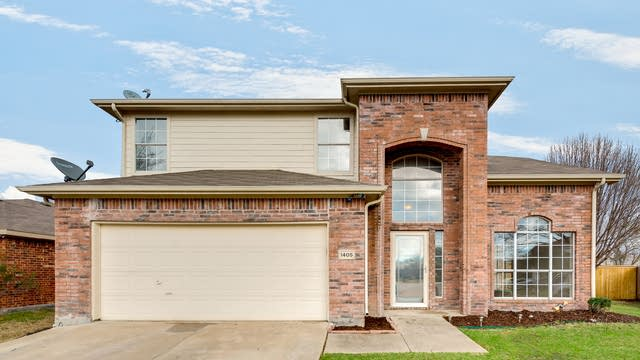 Photo 1 of 23 - 1405 Turtle Cove Dr, Little Elm, TX 75068