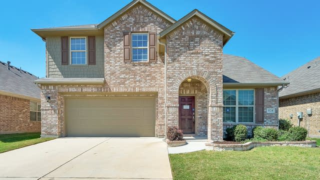 Photo 1 of 27 - 1124 Crest Breeze Dr, Haslet, TX 76052
