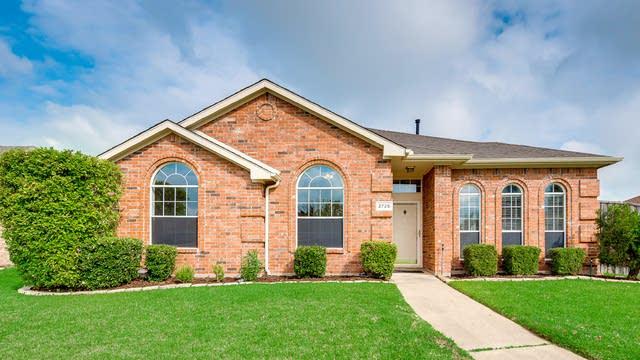 Photo 1 of 38 - 2725 Preston Crk, Mesquite, TX 75181