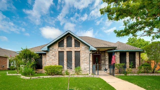 Photo 1 of 31 - 511 N Winding Oaks Dr, Wylie, TX 75098