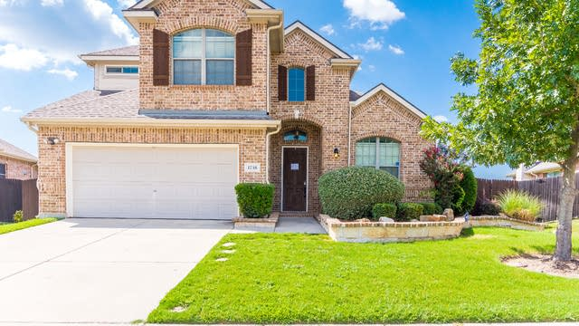 Photo 1 of 38 - 1716 Lake Wood Trl, Little Elm, TX 75068