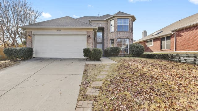 Photo 1 of 31 - 4708 Park Bend Dr, Fort Worth, TX 76137