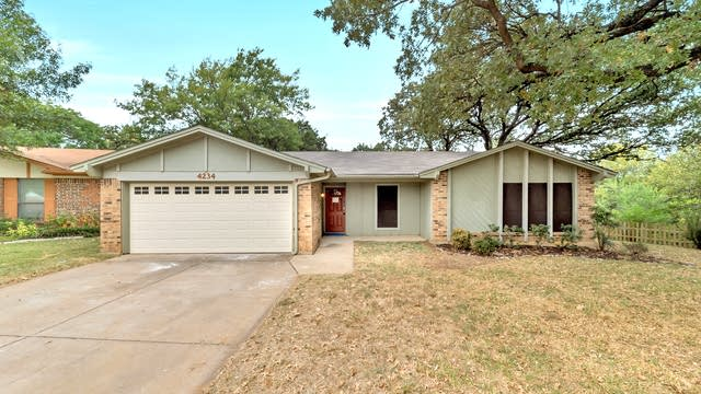 Photo 1 of 23 - 4234 Rush Springs Dr, Arlington, TX 76016