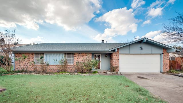 Photo 1 of 31 - 1413 Lucille Dr, Mesquite, TX 75149