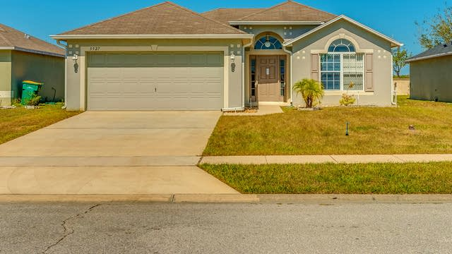 Photo 1 of 20 - 5527 Sycamore Canyon Dr, Kissimmee, FL 34758