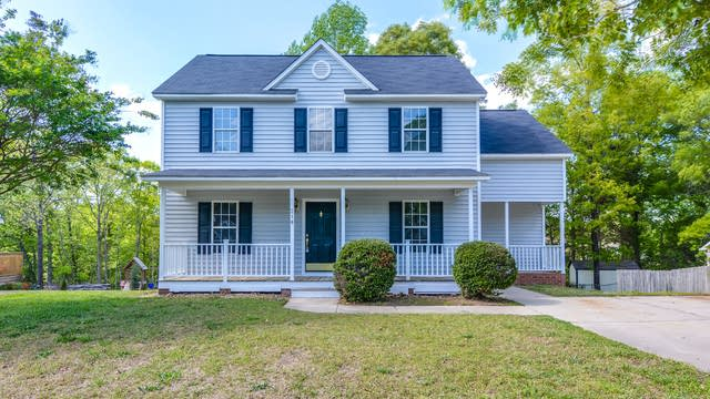 Photo 1 of 24 - 218 Walbury Dr, Knightdale, NC 27545