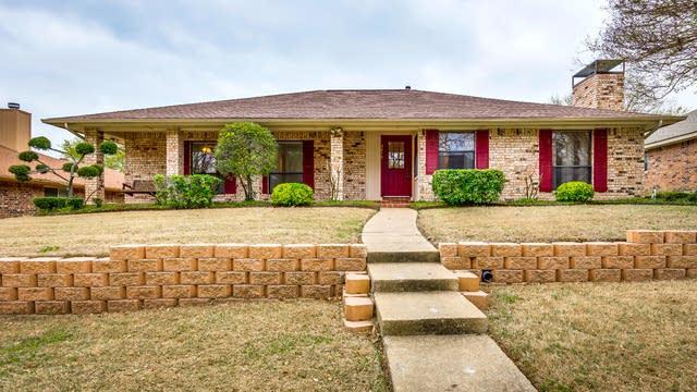 Photo 1 of 28 - 3810 Andrea Ln, Rowlett, TX 75088