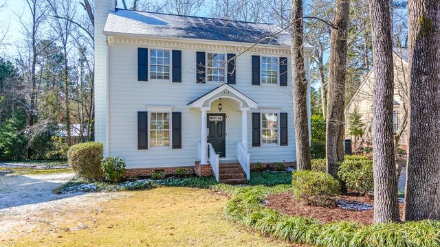 Photo 1 of 27 - 1412 Morningsdale Dr, Raleigh, NC 27609
