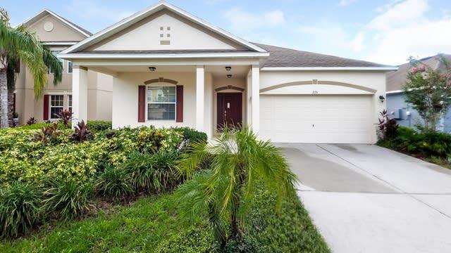 Photo 1 of 24 - 226 Tres Reyes Ln, Groveland, FL 34736