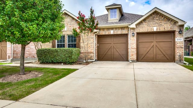 Photo 1 of 26 - 2312 Cup Dr, Plano, TX 75074