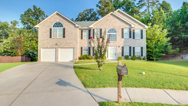 Photo 1 of 26 - 3388 Hunting Creek Pass, Douglasville, GA 30135