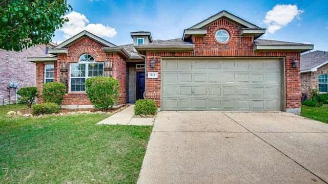 Photo 1 of 25 - 920 Johnson City Ave, Forney, TX 75126