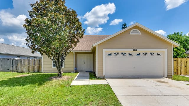 Photo 1 of 29 - 2413 Morgan Point Blvd, Kissimmee, FL 34743