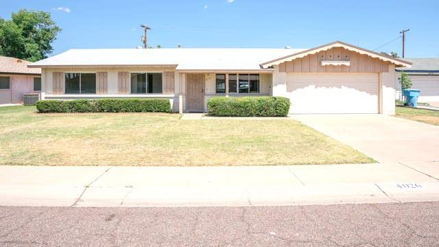 Photo 1 of 19 - 4026 W Palmaire Dr, Phoenix, AZ 85051
