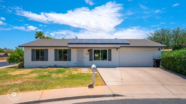 Photo 1 of 24 - 3439 E Coralbell Ave, Mesa, AZ 85204