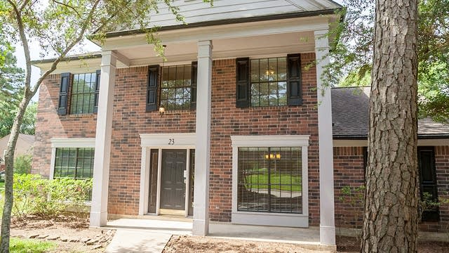Photo 1 of 21 - 23 White Fawn Dr, Spring, TX 77381